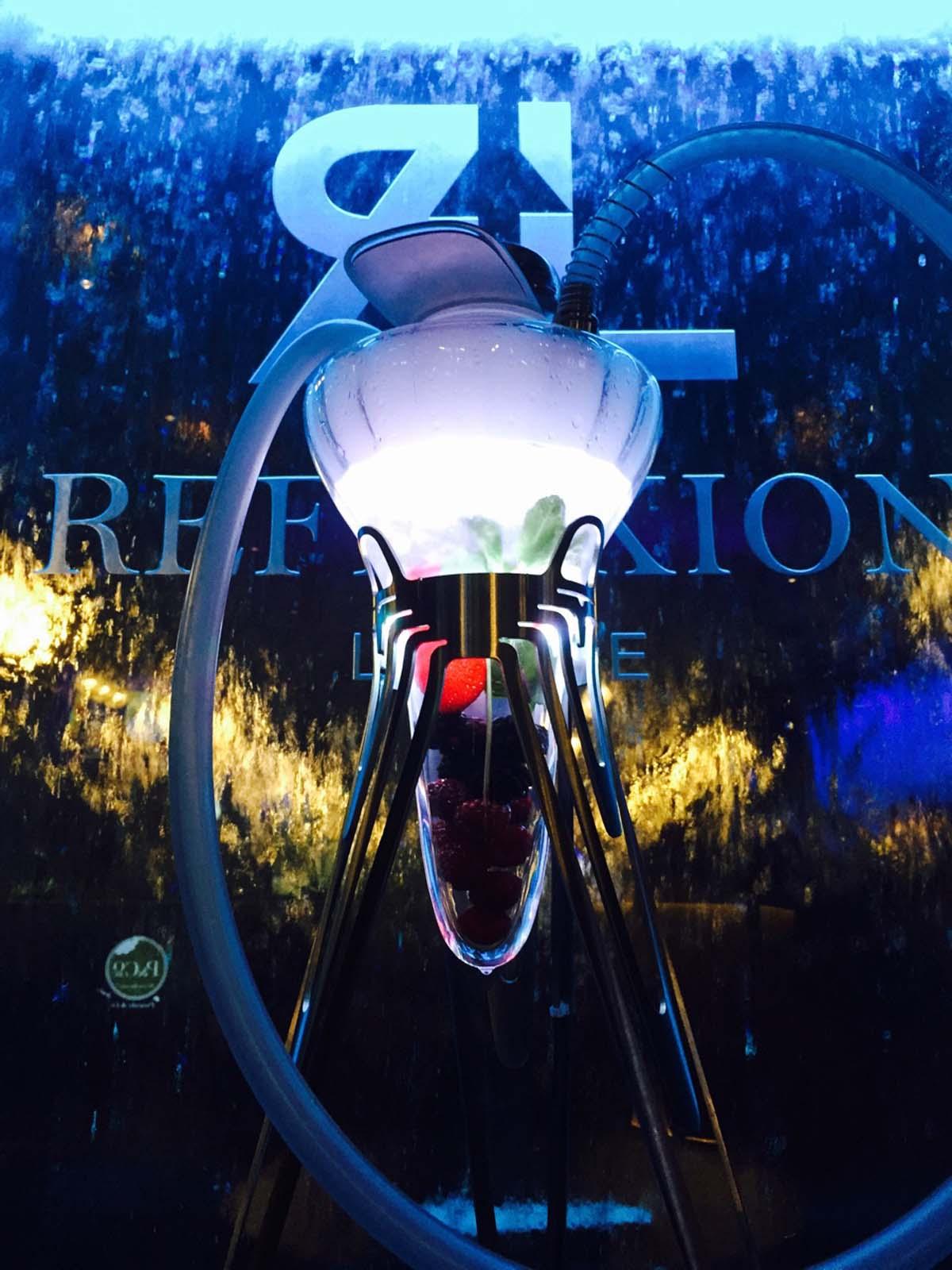 Meduse Reflexion Lounge